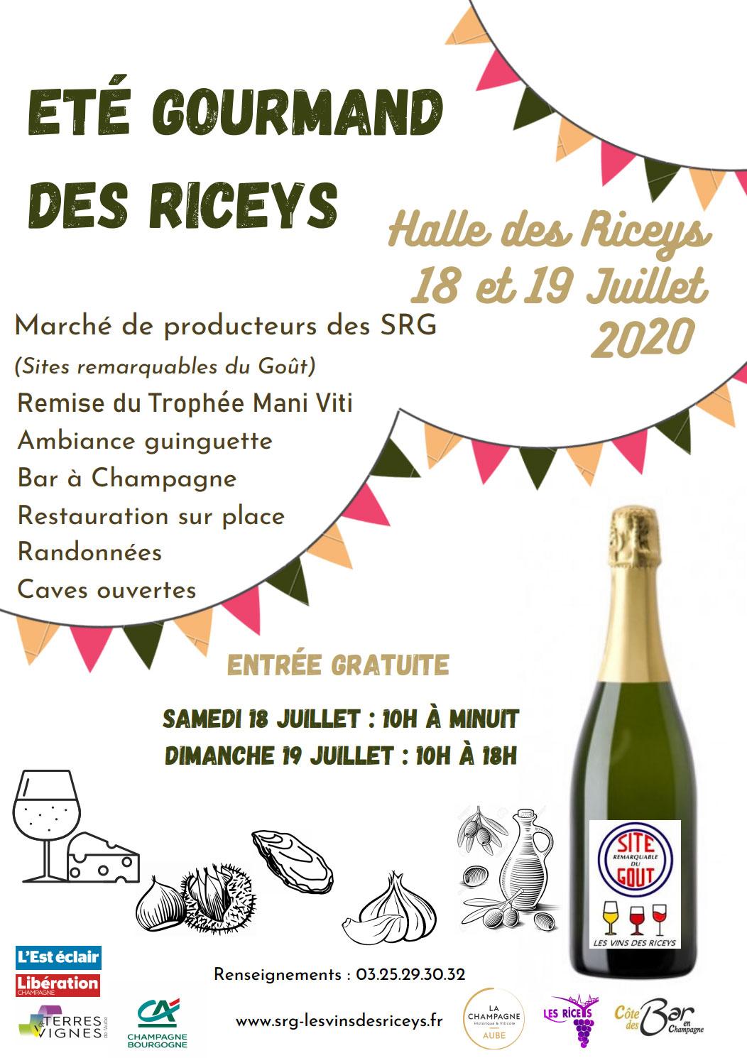 Affiche-été-Gourmand-Les-Riceys-2020