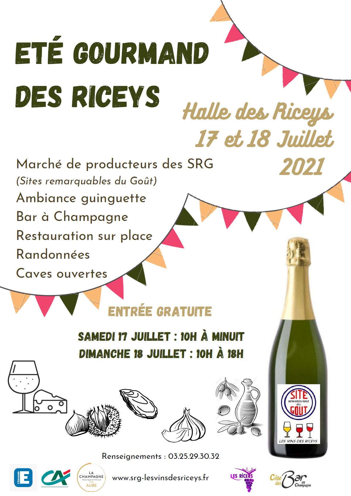 Affiche-été-gourmand-Les-Riceys-2021